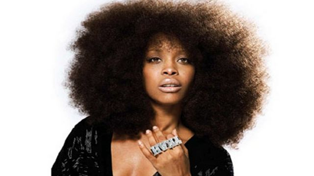 Erykah Badu called out for 'victim blaming' after commenting on how girls dress