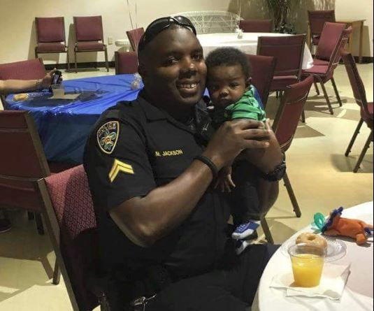 Will it ever end? Slain police officer wondered if city loved him shortly before death