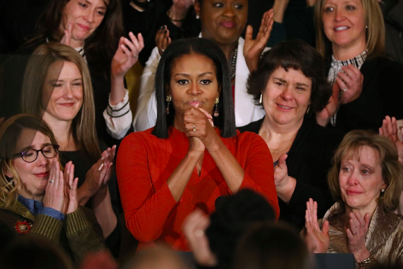 First Lady Michelle Obama's last speech as First Lady makes us incredibly teary-eyed!