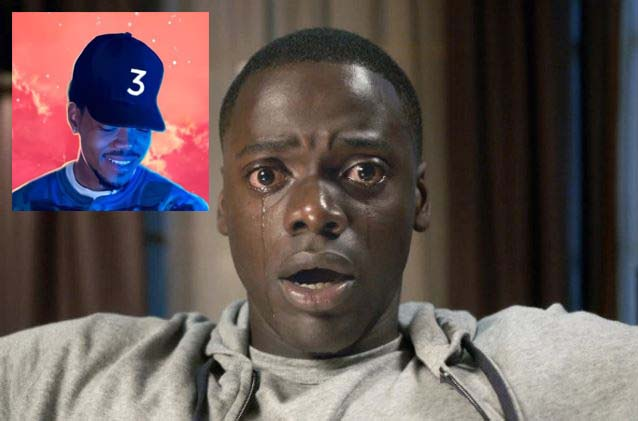 "#BlackBoyJoy! Chance the Rapper buys out ""Get Out"" movie screening for fans, Twista agrees to keep it going"