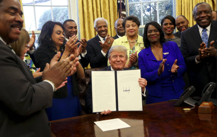 Another broken promise for historically black colleges