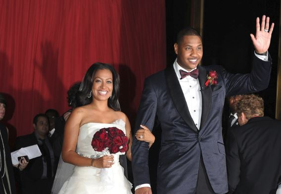 Splitsville: Is the marriage over for La La & Carmelo Anthony?