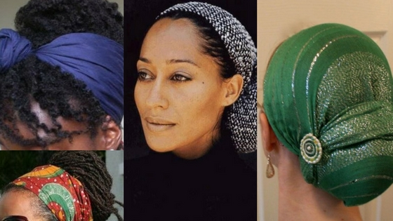 Are head wraps appropriate for the work place?