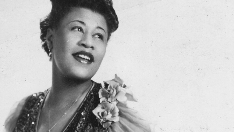 "N.W.A salutes Ella Fitzgerald: Happy birthday to ""First Lady of Song"""