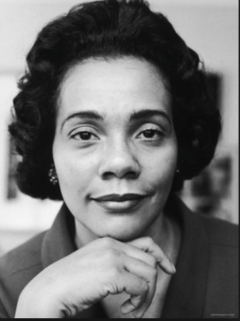A woman of strength and justice: Happy Birthday, Coretta Scott King!