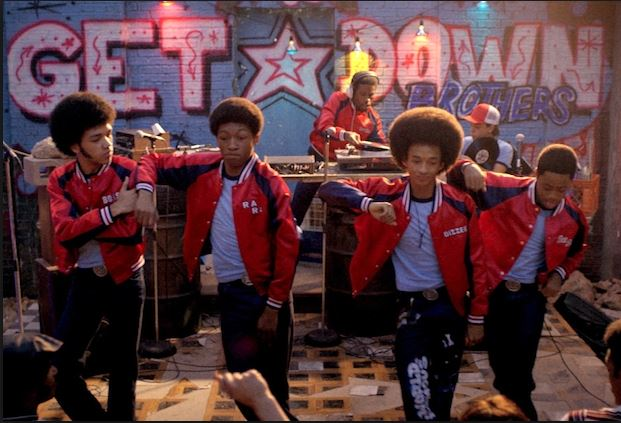"""Say it ain't so! Netflix series """"The Get Down"""" gets canceled"""