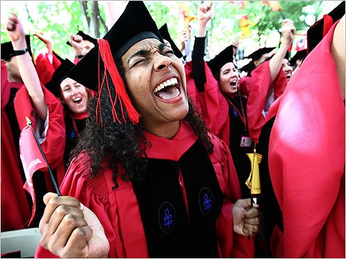 336785cd61 Black students at Harvard to host their own graduation ceremony ...