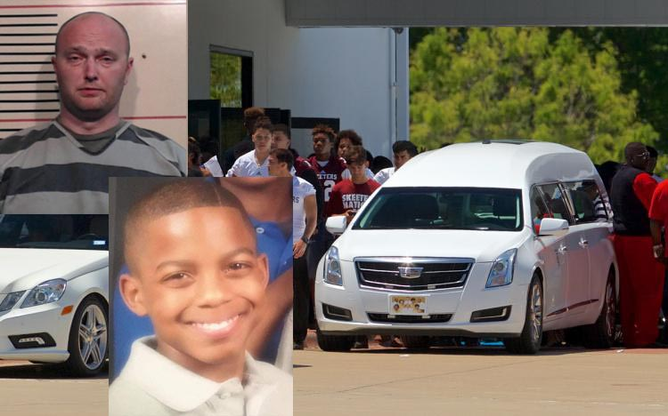 15-year-old Jordan Edwards laid to rest one day after cop who killed him charged with murder