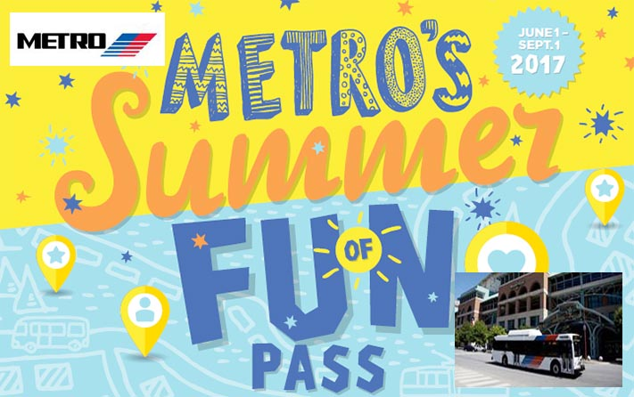 HISD partners with Houston METRO to offer free rides to students this summer