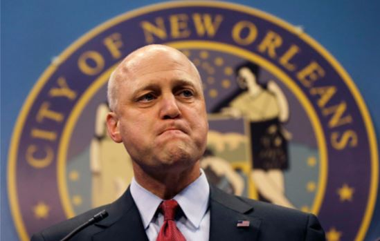 Mayor of New Orleans gives moving, heartwarming speech