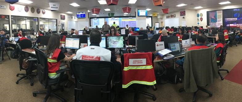 Getting ready for a potentially active hurricane season: Texas conducts large-scale preparedness exercise