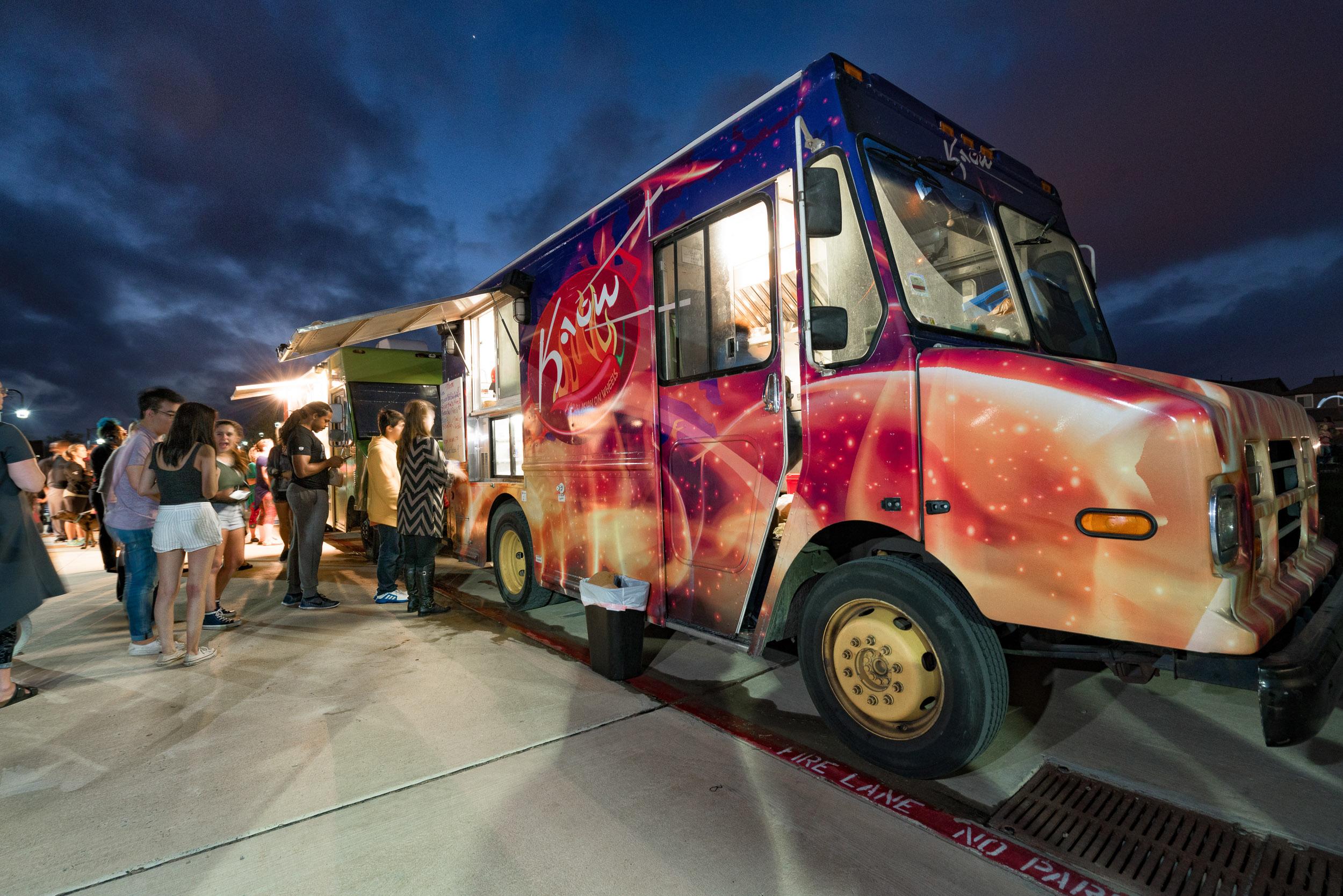 Food Trucks In Northwest Houston