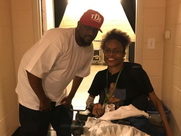 Kendrick Lamar blesses disabled fan with huge gift, moments to last a lifetime