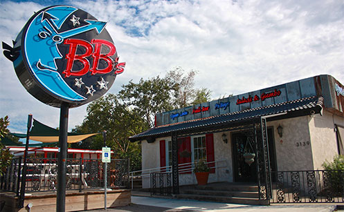 BB's Café to Debut The Applewhite Entrée