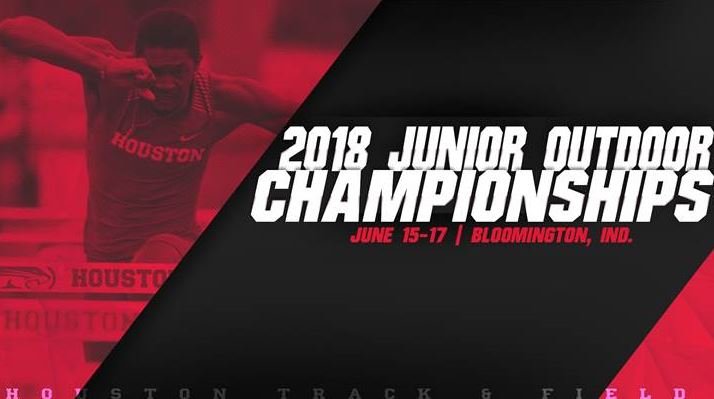 UH freshman Quivell Jordan set for USA Junior Nationals for track & field