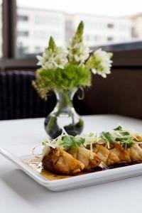 Pan-Fried Dumplings vertical
